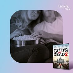 Take home a copy of God's Not Dead 2 available today. #GodsNotDead #movienight