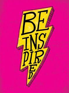 Be Inspired by Jay Roeder, freelance illustration, hand lettering & design