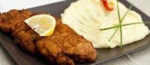Smažený vepřový řízek Czech Republic, Tandoori Chicken, Roots, Ethnic Recipes, Bohemia