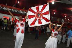 Ensaio da escola de samba Dragões da Real
