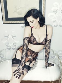 Best Celebrity Designed: Von Follies by Dita von Teese