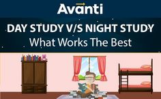 [Infographic] Day Study vs Night Study: What Works Best Explore why studying in the night is better than studying early morning through this expert analysis - in form of an infographic - EdTechReview http://ift.tt/2mOek0Z #edtech #21stedchat #education #edleaders