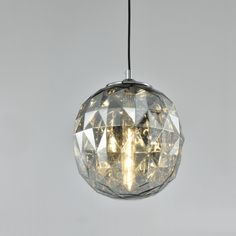 Adjustable modern LED pendant light that comes in a silver/gray dark finish. Ideal for any home decor. Chrome, Light, Led Pendant Lights, Led, Lighting, Pendant Light, Lighting Store, Modern, Ceiling Lights