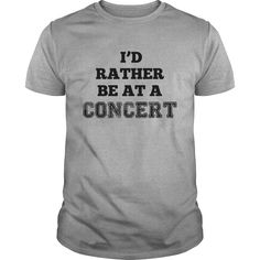 Concert T-Shirts, Hoodies, Sweaters