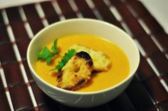 Thermomix Pumpkin Soup - Thermomix Recipes