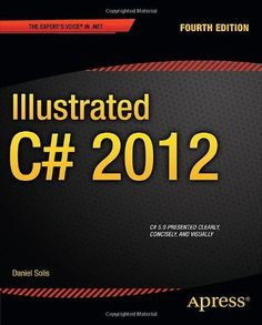 Illustrated C# 2012 4th Edition by Daniel Solis.   http://www.amazon.co.uk/dp/1430242787/ref=cm_sw_r_pi_dp_iaNQqb1B9PRFM *Hardcopy only, check catalogue for availablity*