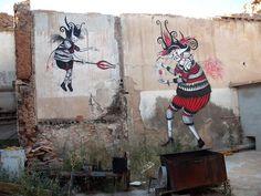 Skount, Almagro, Spain, 2014