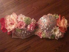 A Cute idea for next FUNdraiser's creative bra contest!