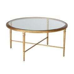 Heron Round Coffee Table - Ethan Allen US