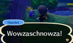 I don't think that's a real word. #animalcrossing