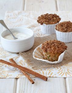 Recipe: Apple Zucchini Muffins — Breakfast Recipes from The Kitchn   The Kitchn