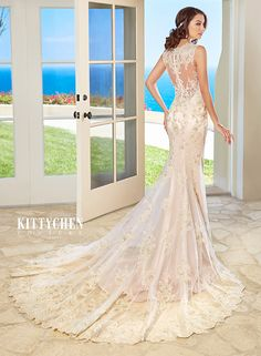 Wedding Dresses | Bridal Gowns | KittyChen Couture - Fiona #kittychen