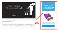 lead magnet - tips de email marketing