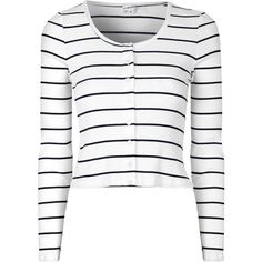 Navy And White Stripe Button Down Top ($6.66) ❤ liked on Polyvore featuring tops, navy, navy blue long sleeve top, navy and white striped top, striped long sleeve top, navy tops and relaxed fit tops