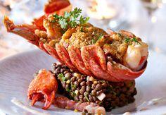 Cassoulet de homard aux lentilles vertes du PuyDécouvrez la recette du cassoulet de homard aux lentilles vertes du Puy.