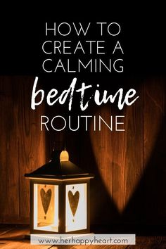 How to create a simple nightly routine for better sleep and to help you wake up . - Life Lessons & Self Improvement - Health Idea