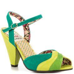 Cerelia - Green Bettie Page $59.99