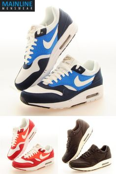 Amazing Nike Air Max in various colours at Mainline Menswear