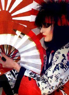 Siouxie+Japan= <3