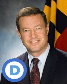 GOVERNOR OF MARYLAND (AGE 50): Governor Martin O'Malley has seen a remarkable drop in crime statistics in his state, as well as the number one national ranking of public schools, one billion in cash reserves, 8th fastest post-recession national recovery rate, and number one rank for Innovation and Entrepreneurship.