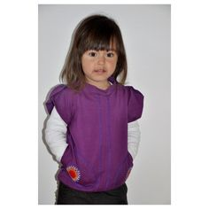 Comfortable girls' sweater with pockets and nice Embroideries.  Details: http://pureclothings.com/en/handmade-kids-sweater/289-tk-10.html  Happy Shopping!