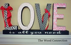 The Wood Connection: Love is All You Need 2013