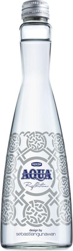 Aqua ~ indonesian mineral water
