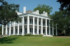 """Dunleith"" - Natchez, Mississippi by MSMcCarthy Photography, via Flickr"