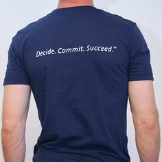 Men's Beachbody T-Shirt | Navy Blue