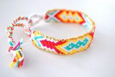 Friendship Bracelet Aztec