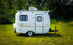 Light Weight Travel Trailers with Deluxe Interiors - Scamp Trailers