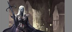 Monsters - Drow