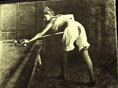 Vintage prostitute