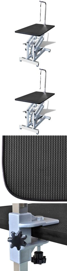 Grooming Tables 146241: 45 Hydraulic Z-Lift Grooming Table Pet Dog Groom Height Adjustable W/ Arm Noose BUY IT NOW ONLY: $229.99