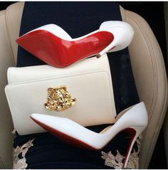 White<3.Red<3.Shoe Love<3.