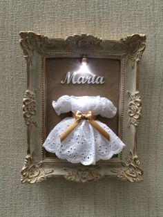 Easy Home Decors Easy Home Decors Ballet Nursery, Wall Texture Design, Diy Shadow Box, Baby Frame, Minnie Mouse Party, Mothers Day Crafts, Home And Deco, Easy Home Decor, Flower Frame