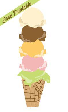 Handmade in the Heartland: RS Ice Cream Social + Free Printable Ice Cream Candy, Make Ice Cream, Ice Cream Maker, Ice Cream Social, Flyer Free, Ice Cream Toppings, Icecream Bar, Relief Society, Heartland