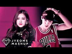 7) BTS & BLACKPINK - DNA X 휘파람 WHISTLE (MASHUP) - YouTube   My