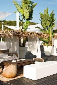Coccaro Beach Club, Puglia, Italy