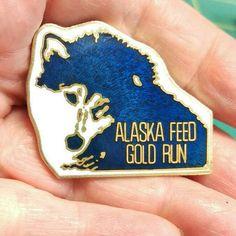 great collectible Ice Festival Fairbanks Alaska Collectors Lapel Pin 1987