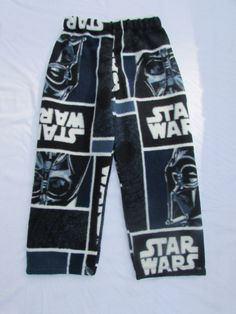 Fleece Star Wars pajama pants sizes to XXL men by livenlovecreations on Etsy Pajama Bottoms, Pajama Pants, Star Wars Pajamas, Sweatpants, Stars, Trending Outfits, Boys, Men, Gifts
