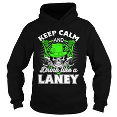 LANEY - You wouldn't understand