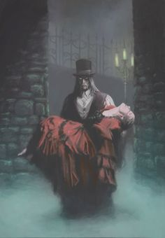 The fact that the idea of the vampire sprang up in civilizations without any… Vampire Love, Gothic Vampire, Vampire Art, Arte Horror, Gothic Horror, Horror Art, Gothic Fantasy Art, Dark Fantasy, Steampunk