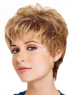 Short Hair Styles: Layered Hairstyles