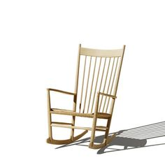 Hans J. Wegner Rocking Chair Furniture featuring and more on Danish Design Store. Shaker Furniture, Fine Furniture, Vintage Furniture, Hans Wegner, Contemporary Armchair, Contemporary Furniture, Rocking Chair Scandinave, Rocking Chairs, Ancient English