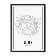 Leiden, Holland, Prints, Poster, City, Home Decor, The Nederlands, Decoration Home, Room Decor
