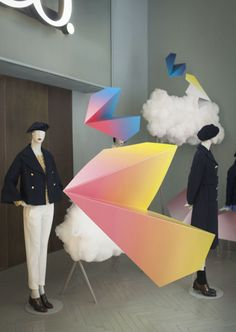 "MAX&CO.,Milan,Italy, ""Time flies Georgina...."", creative by Studiopepe, pinned by Ton van der Veer"