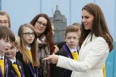 Kate Middleton Photos: The Duchess Of Cambridge Visits Portsmouth