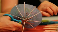Umbrella Lantern. how to