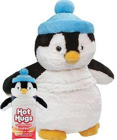 Hot Hugs Penguin Bed Warmer